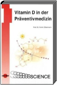 Vitamin D Buch - ISBN 978-3837-412499